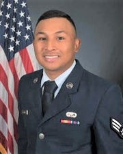 Senior Airman Kyle Martinez, 254th Force Support Squadron