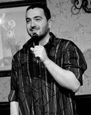 Comedian Max May.