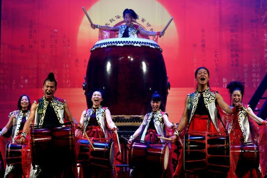 YAMATO — Drummers of Japan.