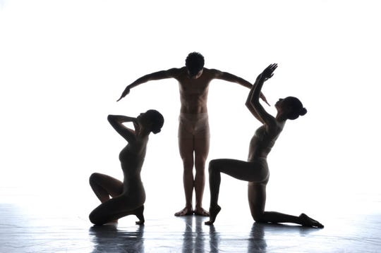 Guangdong Modern Dance Company will perform at 8 p.m. Feb. 8in the Loeb Playhouse of Purdue's Stewart Center.