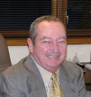 Hamburg Township Trustee Jim Neilson, seen here, passed away on Monday Feb. 3, 2020 after battling amyotrophic lateral sclerosis, or ALS. Neilson also served for several years as the township's clerk.