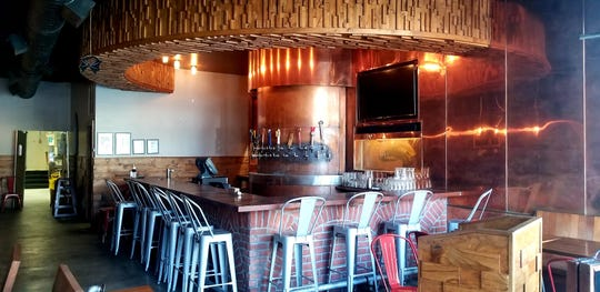 Faces Bar & Bistro will take over the former Stout Burgers space.