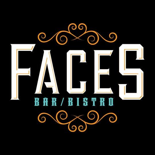 Chef Eric Morris' new concept, Faces Bar & Bistro.