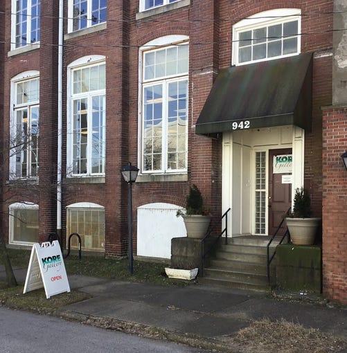 KORE Gallery, 942 E. Kentucky St. in Louisville