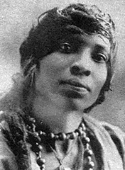 Nellie Conley (1873-1959), whose stage name was Madame Sul-Te-Wan, was a pioneering stage and film actor who became one of the most prominent black performers in Hollywood during the silent era, with a career that spanned more than seven decades.