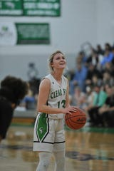 Clear Fork's Carson Crowner has the Lady Colts at No. 8 in the Richland County Girls Basketball Power Poll.