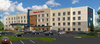 A Hampton Inn & Suites is being proposed for New Berlin.