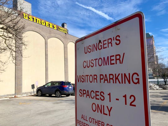 Fox News plans to use the Usinger's parking lot on Old World 3rd Street during the Democratic National Convention.