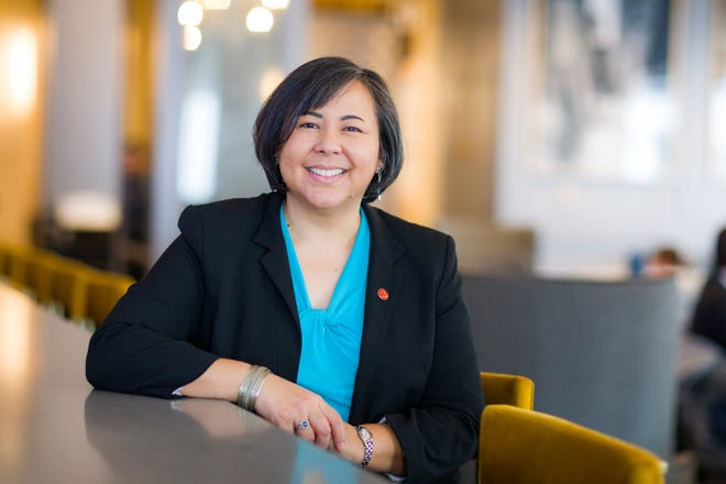 Margaret Huang is the new president of the SPLC
