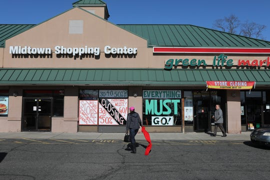 The Midtown Shopping Center, in Morristown is scheduled to shut down at the end of March. Monday February 3, 2020