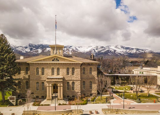 The Nevada State Museum, housed in the former Carson City Mint, will host a celebration Tuesday of the mint's 150th anniversary.