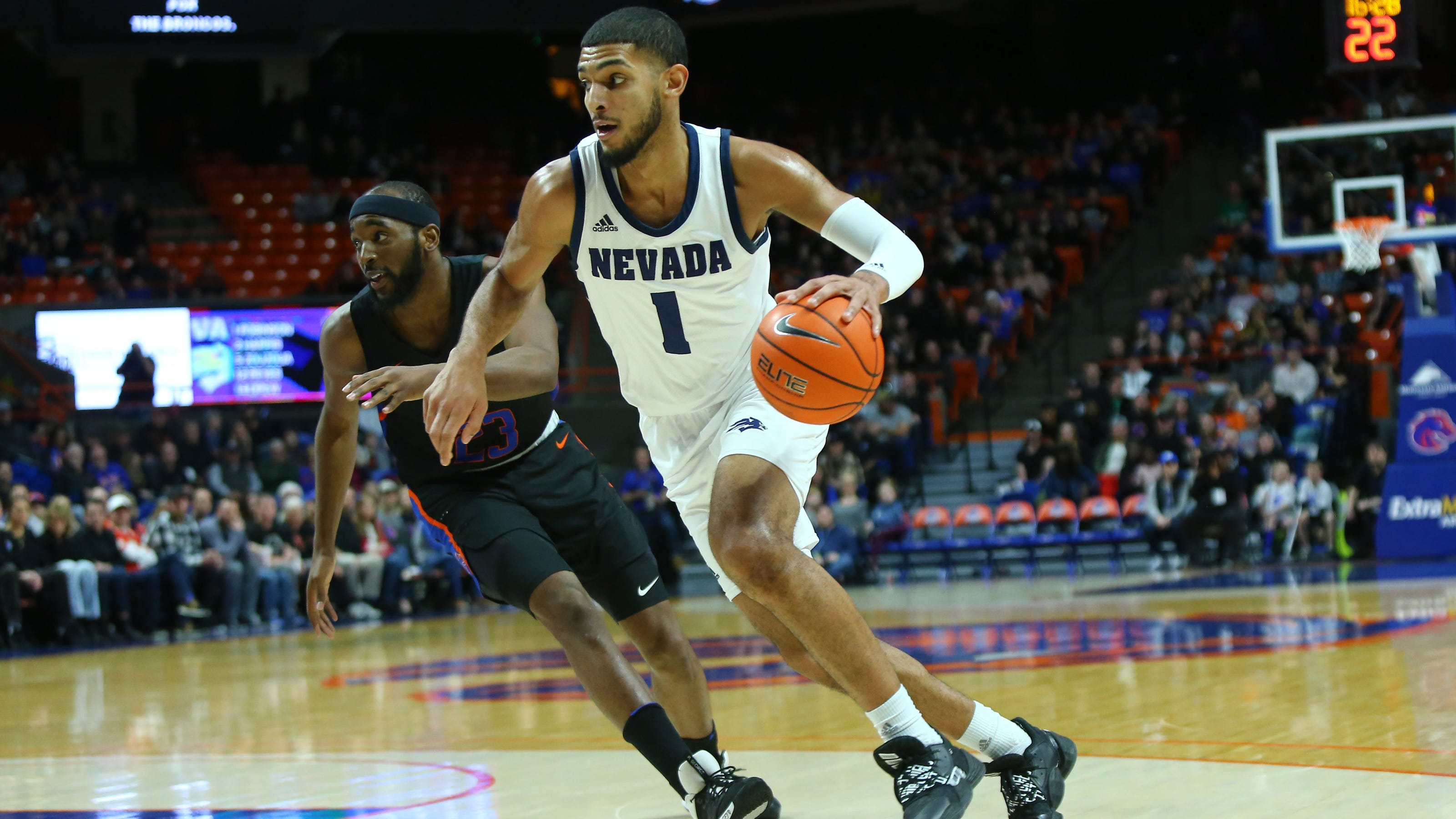 Wolf Pack basketball releases 2020-2021 schedule, Mountain west games