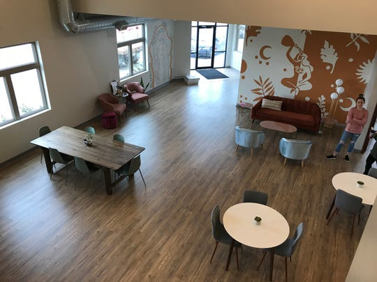 The Kitchen is a co-working space for women. It opened its southern Sioux Falls offices Monday to founding members and will host an open house all of next week.