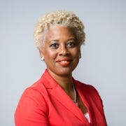 Michelle Ferrier, dean of the School of Journalism & Graphic Communication at Florida A&M University