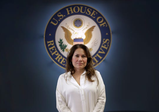 U.S. Rep. Veronica Escobar will deliver the democrats' rebuttal in Spanish to President Donald Trump's State of the Union Address.