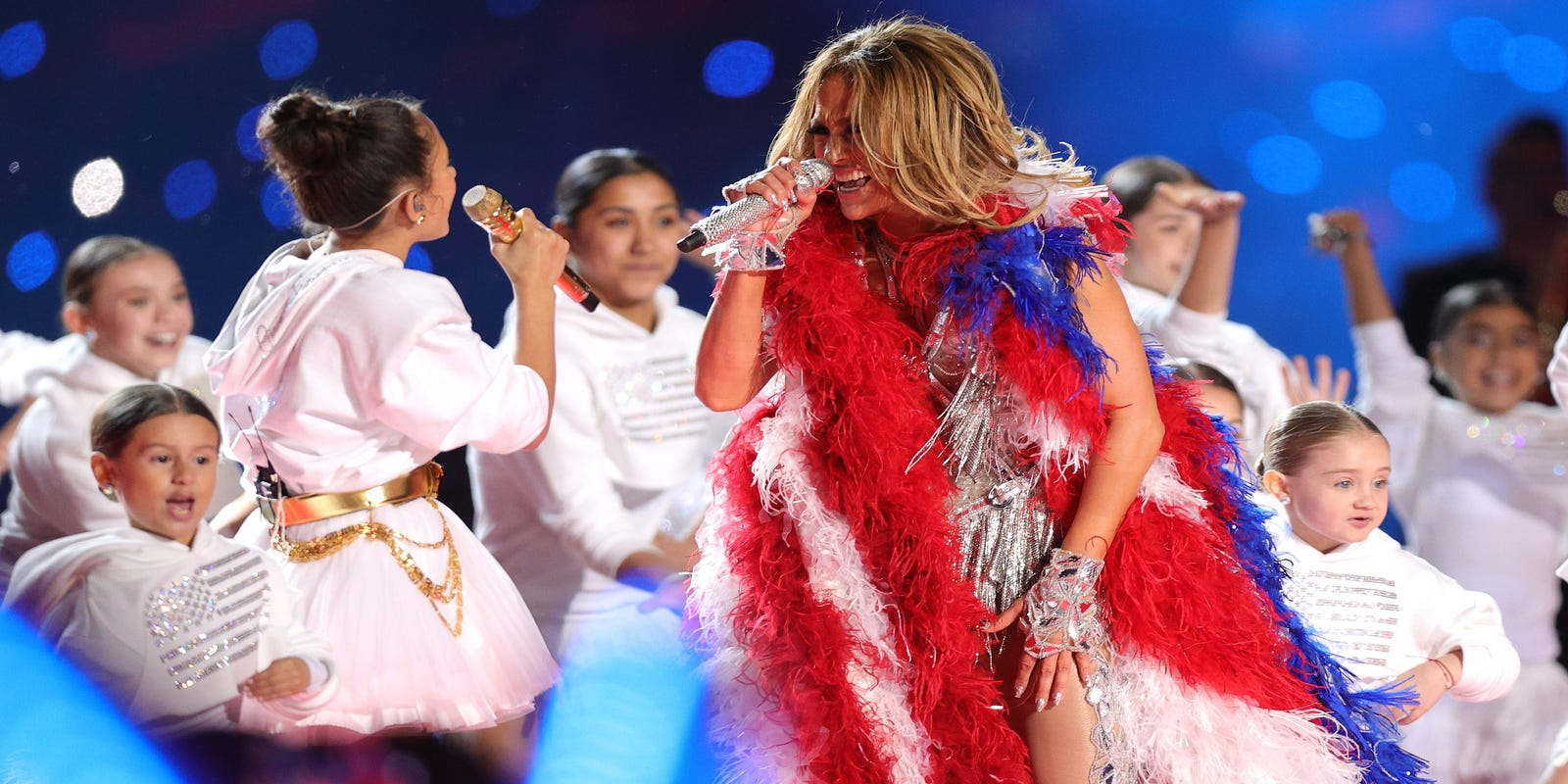 Jennifer Lopez S Talented Twins Have Had A Big Month Of Performances