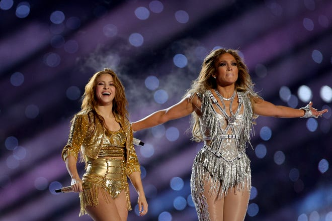 Super Bowl Halftime Why Jennifer Lopez Shakira S Show Was Empowering