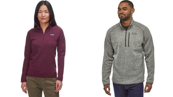 This iconic pullover is at a great price right now.