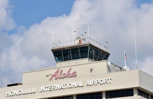 Daniel K. Inouye International Airport, Honolulu, Hawaii (HNL)