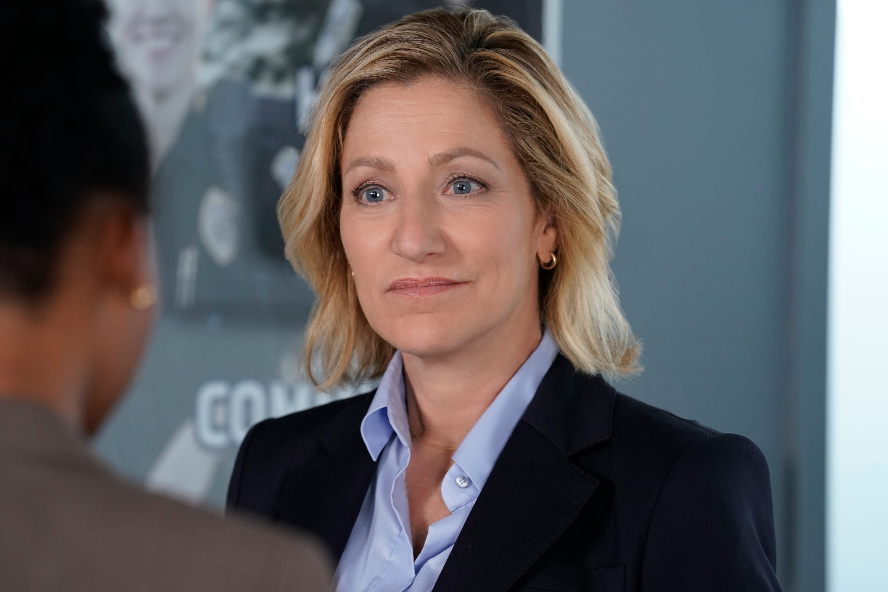 Edie Falco On Her New Cbs Drama Tommy And Reliving The Sopranos
