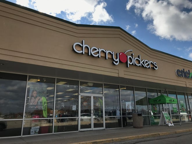 Cherry Pickers closed on Appleton's east side.