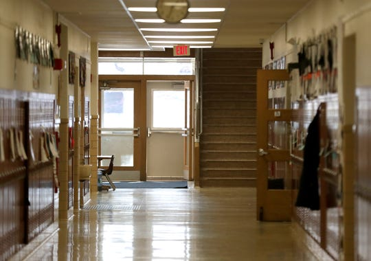The latest data shows habitual truancy rates among Appleton middle school and high school students have dropped since the district implemented its new system to address truancy.