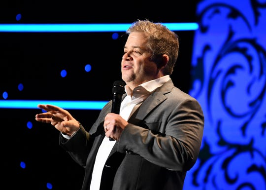 Patton Oswalt performs onstage at the International Myeloma Foundation 13th Annual Comedy Celebration at The Beverly Hilton Hotel on October 17, 2019 in Beverly Hills, California.