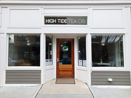 High Tide Tea Co. is on Pilgrim Pathway in Ocean Grove.