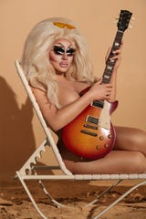 "Trixie Mattel will release her new album, ""Barbara,"" on Feb. 7."