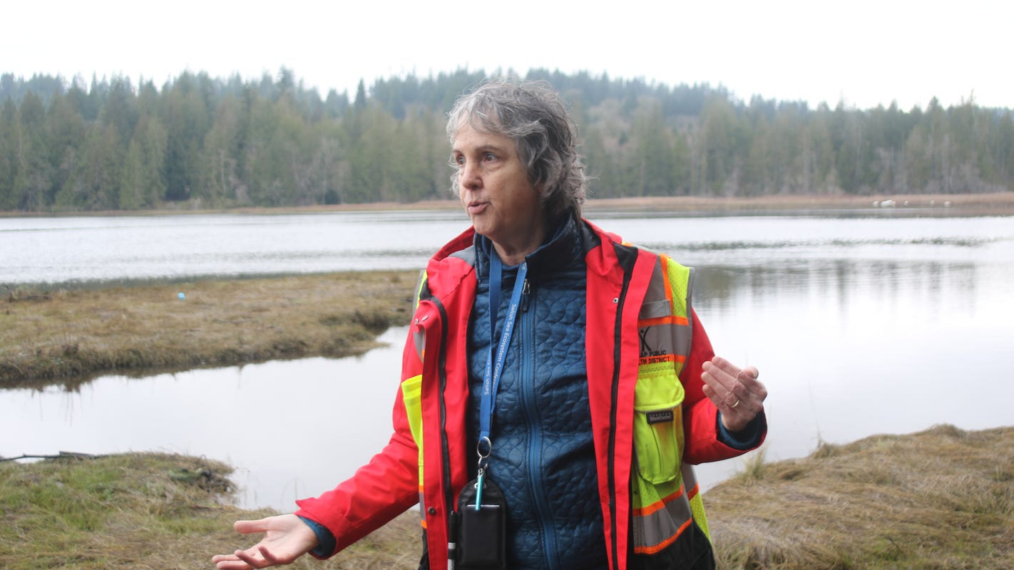 In latest report, Kitsap sees improvements in freshwater quality