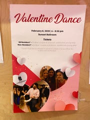 Daddies can take their daughters out for a Valentines Dance in South Burlington