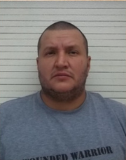 Victor Trevino Jr. is wanted by the sheriff office in connection with the shooting of Ernesto Salians. Anyone with information on his whereabouts is asked to call 9-1-1 or the sheriff's office at 361-668-0341.