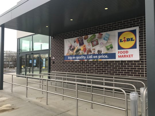 A Lidl store opening Feb. 19 in Cherry Hill will be the first in the tri-county area.
