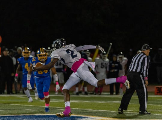 New Brunswick's Tahjay Moore has committed to Rutgers.