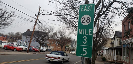 Somerville wants the speed limit on Route 28 to be 25 mph from the eastern to western border.