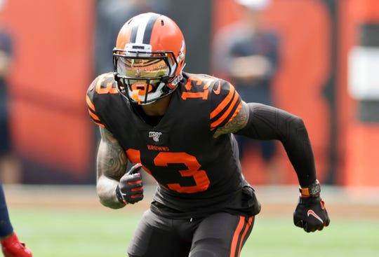 Cleveland Browns wide receiver Odell Beckham Jr. could be available in trade.