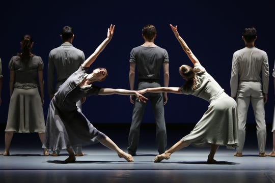 Olivier Houeix, Malandain Ballet Biarritz