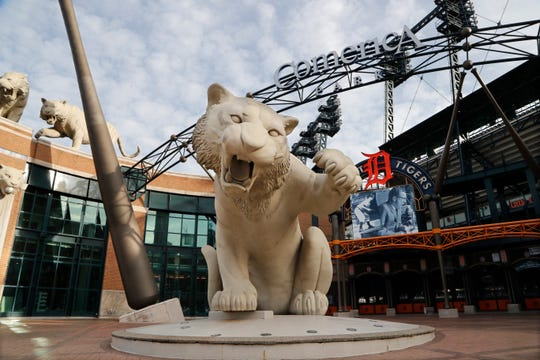 The Tigers' home opener is March 30 against Kansas City.