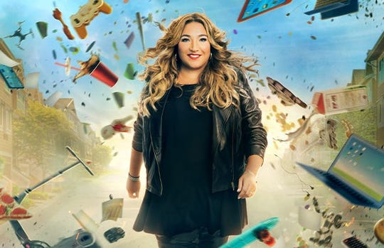 "Jo Frost stars in Lifetime reality series ""Supernanny."""