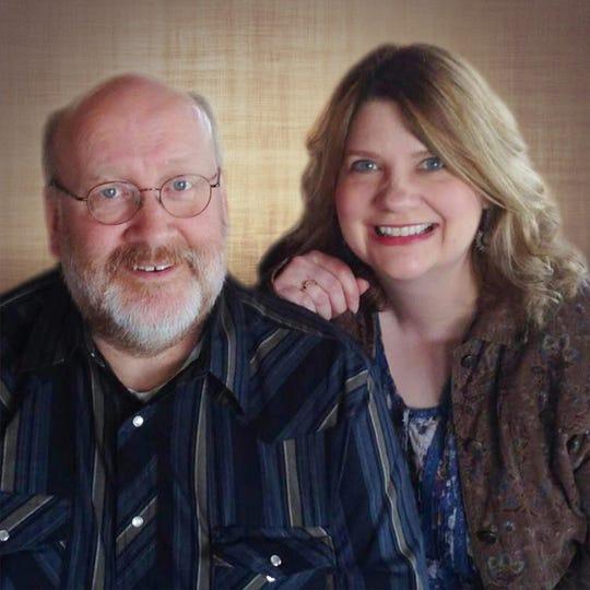 Leslie Lee and Steve Gretz.
