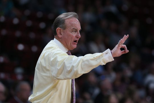Mississippi State head basketball coach Vic Schaefer was happy with his team's 67-53 win over Georgia on Monday.