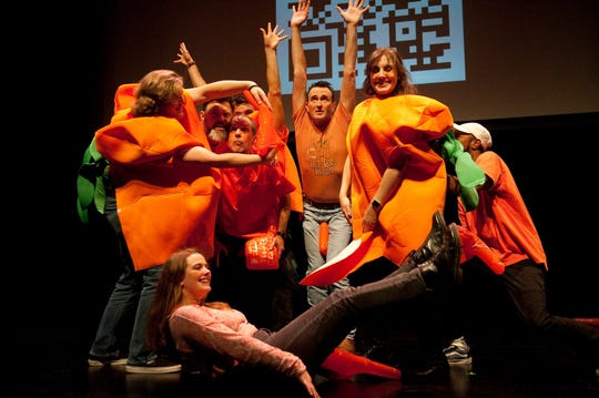 The Improv Rumble 2020 is Saturday at the Acadiana Center for the Arts.