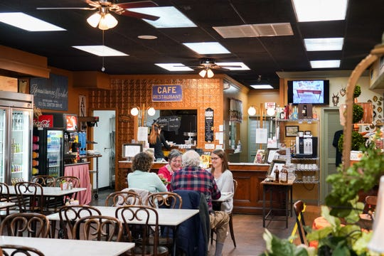 Renaissance Market, at 902 Harding Street in Lafayette's Oil Center, has been in business for about 28 years.