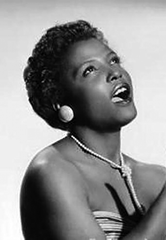 Mary Ann Fisher (1923-2004) was born in Henderson, Kentucky. She was a solo singer and often performed in revues with such legends as B.B. King, James Brown, Jackie Wilson, Percy Mayfield, Bobby Bland and many others.