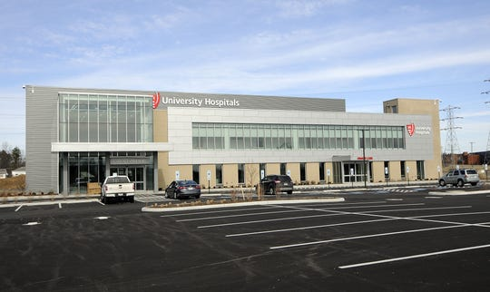 The University Hospitals Samaritan Richland Health Center,  on the former Big Lots property in Madison Township, will open Feb. 17.