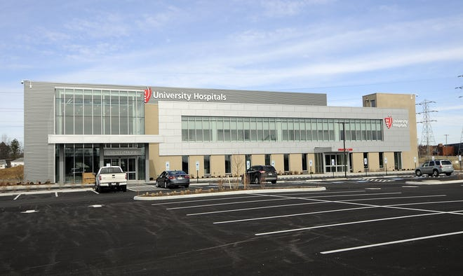University Hospitals Samaritan Richland Health Center Urgent Care facility at 1033 Ashland Road is now open 9 a.m. to 4:30 p.m. weekdays and closed on Saturdays because of the coronavirus pandemic.