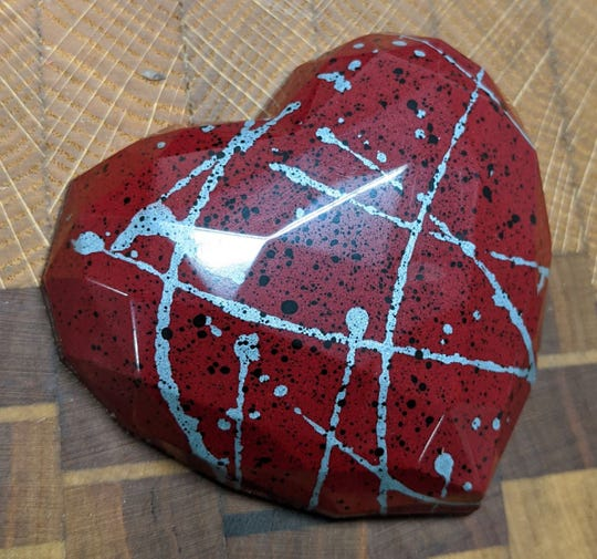 Valentine's Day and its associated candies are a big sales time for Melt Chocolates.