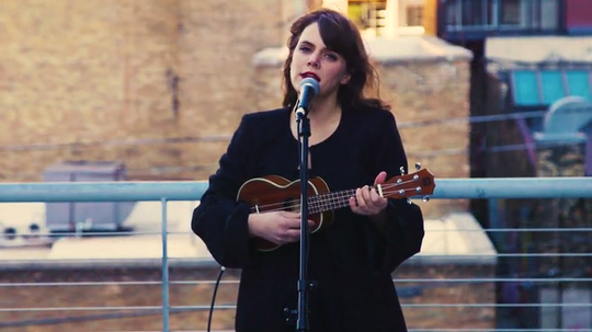 Amanda Huff will perform at the street party for women brewers on March 8.