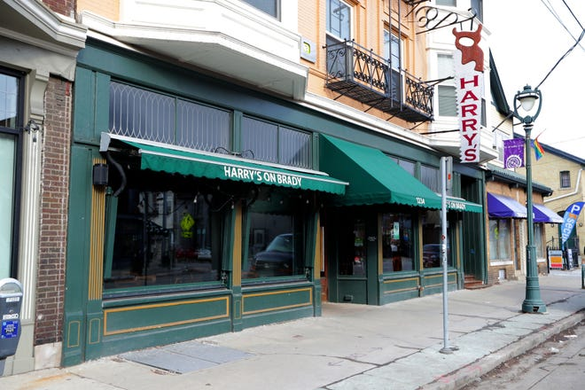 The restaurant Harry's on Brady, 1234 E. Brady St., closed Monday after more than three years on the lower east side. A business called Pete's Pub reportedly is to open in its place.