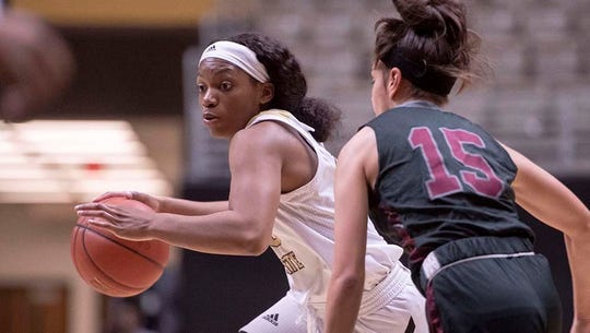 ASU women's basketball took on Texas Southern Monday night in Montgomery, falling 81-54 at home.